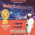 ROCKERS & DUB SHOW SUNDAY 22ND AUGUST 2021