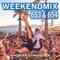 Weekendmix 653 & 654