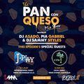 The Pan Con Queso Mixshow - Season 2 - Episode 5 feat. Dj's Pia Gabriel, J-Play & Irie Ana
