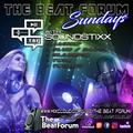 THE BEAT FORUM SUNDAYS w/SOUNDSTIXX: 9-26-21