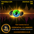 ECR - Tom Cannier - 27-7-21 - Funky Disco House set