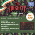The Moshpit Twelve 21/04/21