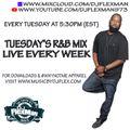 LIVE ON MIXCLOUD!!! TUESDAYS R&B MIX #11 (LIVE ON MIXCLOUD)