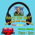 Harry The Heff Pop Pick & Mix-Show Show 12- Halloween Songs  on Ridge Radio