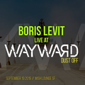 DJ Borris @ Wayward Dust Off, 09/19/2019.