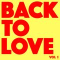 Back To Love vol 1 (90s house and garage) - Shepdog