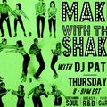 Make with the Shake : September 24, 2020