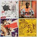 Global Riddims Juno Chart Oct 21 ft Jaguar, Kondi Band, Cameroon Garage Funk, Tony Allen, Nico Gomez