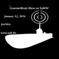 GourmetBeats SubFM January 2016