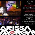 Larissa Morgan LIVE @THE SAINT House Music Set