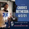 Live Set at Caddies Bethesda 4/2/21