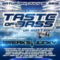 TASTE OF BASS - Charlotte NC USA