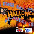 DJ Ginge Coldwell Halloween Special - Broadcast from Macardo,  -  30th October 2020