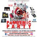 GAMROCK'S PANDEMIC INSTAGRAM LIVE / FACEBOOK PARTY PART 1