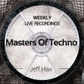 Masters Of Techno Vol.99 by Jeff Hax