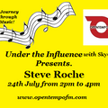 24th July Journey through music with Steve Roche