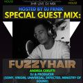 Sat 15th Aug 2020 Live Definitive Mix Show with DJ FRNIK - DJ FUZZY HAIR - Stbeesradio.co.uk