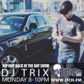 DJ TRIX - Hip Hop Back in the Day - 155