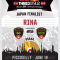 DJ RINA - RedBull Thre3Style - JAPAN FINAL - 2016