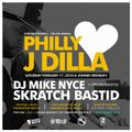 Philly Loves J Dilla 2018 w/ DJ's Mike Nyce + Skratch Bastid [Part 1 of 3]