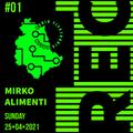 Mirko Alimenti Dj n.1 - 25-04-2021