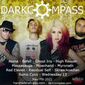 DarkCompass 1017 Bystander Vermillion