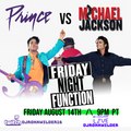 Prince vs. Michael Jackson [Friday Night Function Vol. 15]