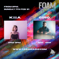 EP004 Dolce Vita With Lavinia on FOAM RADIO (07.02.2021)
