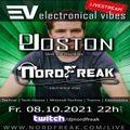 EVT#042 - electronical vibes radio with Joston & NordFreak