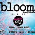 3feetdeep presents:  6.9.16 w/ Berko, Zimmer Audio :: #bloom @CeriseRooftop  @VirginHotelsChi