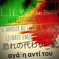 LIEBE STATT ANGST - LOVE INSTEAD OF FEAR (Liverecording mixed by PSYCROW)