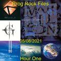 Prog Rock Files 05/08/2021 Hour One