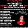 Monsters of Industrial Bass 5 - Sophie Lancaster Foundation Event, 25-Jun-2021