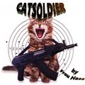 CATSOLDIER by Frau Hase