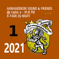 @ X-Fade DJ-Night - 05.01.21 ls Fisherman