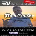 EVT#041 - electronical vibes radio with NordFreak