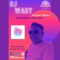 Waby DJ Saturday Funk Sessions Saturdays 4pm-6pm Recorded Live on PRLlive.com 23 OCT 2021