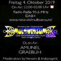 Radio RaBe Multiversum 4./5.10.2019