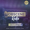 Obscene Radio #7 (2018 is a Wrap!)