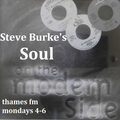 DJ Steve - Soul on the Modern Side w Steve B 18 May TFM