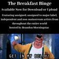 Breakfast Binge 1-25-19