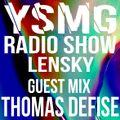 YSMG 11-03-17 Guest Mix Thomas Defise