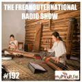 The FreakOuternational Radio Show #192 23/07/2021