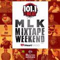 101.1 The Beat Nashville Radio Mix MLK Mixtape Weekend Mixshow - DJ Logan Garrett
