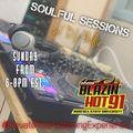 Soulful Sessions on Blazin Hot 91.1 2.9.2020