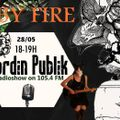 BABYFIRE @ JARDIN PUBLIK (RADIO PANIK BRUSSELS)