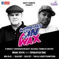 Wednesdays on Wax feat. Operator Emz (Mobile Mondays NYC)