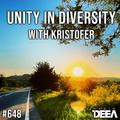 Kristofer - Unity in Diversity 648 @ Radio DEEA (10-07-2021)