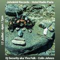 Johnkôôl Records b2b Ylva Falk & HRP - 17/07/19