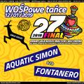 2019-01-12 - Aquatic Simon b2b Fontanero - WOSPowe tance (Sala Solec Wlkp.)